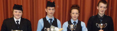 Inveraray Junior Competition 2012